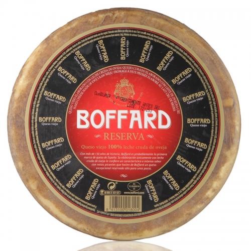 Queso Boffard Reserva oveja caja 3KG X2UD