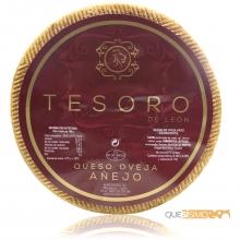 Queso Tesoro de León Añejo Oveja