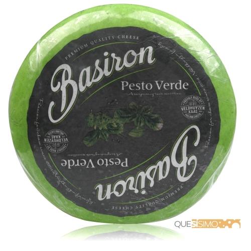 Gouda Pesto Verde Basiron